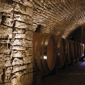 Der alte Weinkeller des Weingutes Bruno Colin ©Jean-Luc Petit Photographe