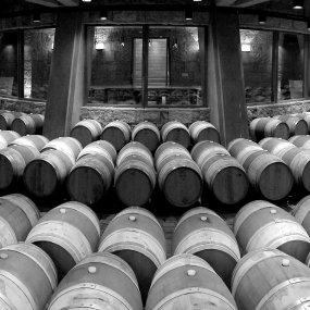 Lager von Weinfässer © Bodegas Catena Zapata