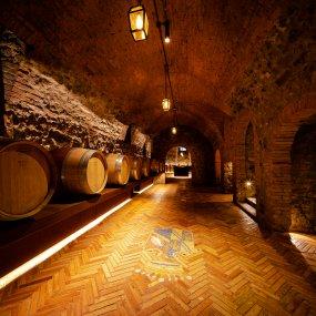 Weinkeller aus der frühen Neuzeit © Francesco Monari