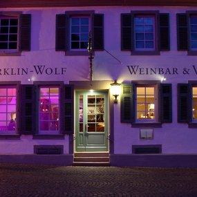 Dr. Bürklin-Wolf Weinbar & Vinothek © Felix Bergner