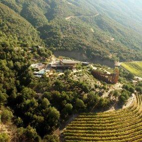 Weingut und Residence Lapostolle © Casa Lapostolle
