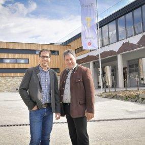 Familie Müller im Weingarten © Philipp Monihart