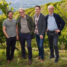 Wili Bründlmayer, Andreas Wickhoff, Thomas Klinger © Herbert Lehmann