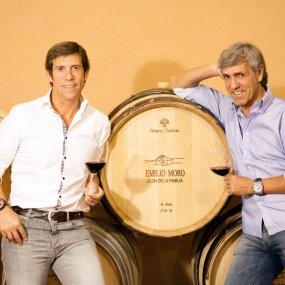 José und Javier Moro © Bodegas Emilio Moro