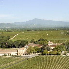 Das Weingut Château Mont-Redon © Jaques Combe