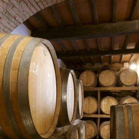 Weinfässer © Castello di Querceto