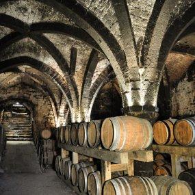 Weinkeller aus dem 18 Jahrhundert © Domaine Pignier