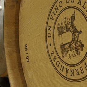 Weinfass von Tinto Pesquera © Tinto Pesquera