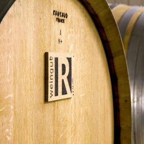 Weinfässer des Weingutes Reumann © Weingut Reumann Josef