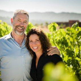 Manfred Krankl mit seiner Frau Elaine © Kevin Wynn