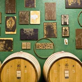 Verbindung von Wein und künstlerischen Freigeist © Kevin Wynn