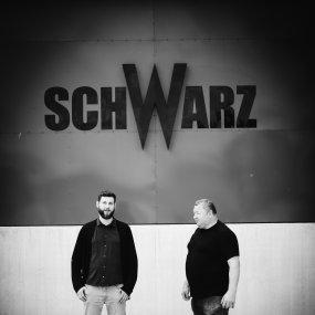 Hannes und sein Sohn Michael Schwarz © Weingut Schwarz
