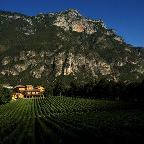 Das Anwesen San Leonardo © RONNYKIAULEHN.COM