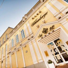 Schlumberger Kellereien in Wien-Heiligenstadt © Schlumberger