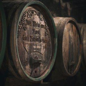 Im Weinkeller © Weingut Triebaumer Ernst