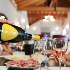 Weinverkostung bei Avanzi © Avanzi